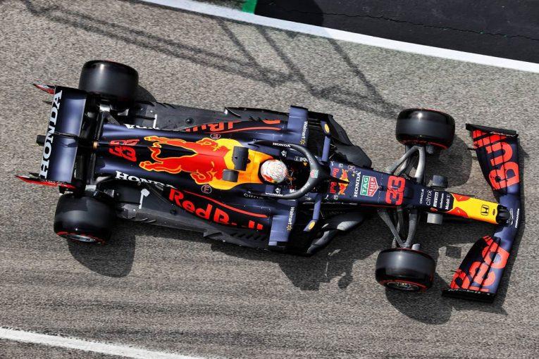 F1 | フェルスタッペンが首位。角田は11番手【タイム結果】F1第2戦エミリア・ロマーニャGPフリー走行3回目