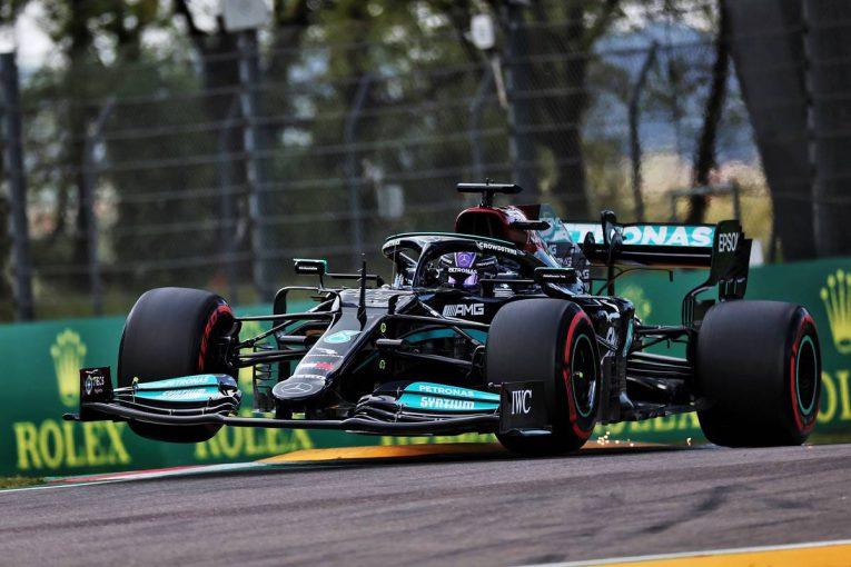 F1   【動画】F1第2戦エミリア・ロマーニャGP予選ハイライト
