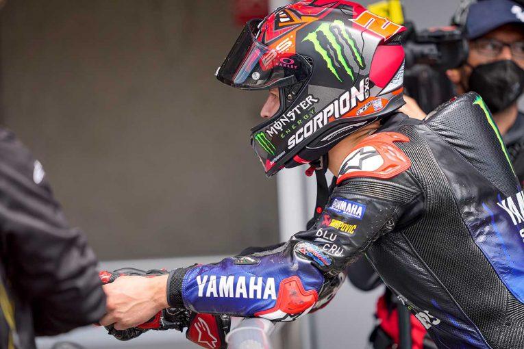 MotoGP | MotoGP第3戦ポルトガルGP:クアルタラロがレコード更新タイムでポール獲得。M.マルケスは2列目に並ぶ