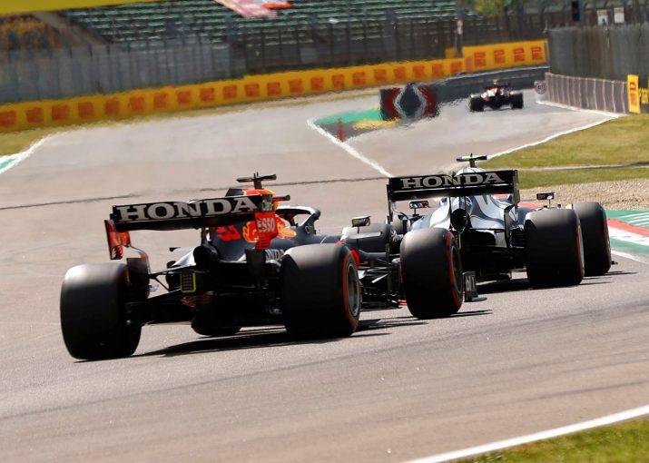F1   ホンダ3台が予選トップ5入り「それぞれに表彰台のチャンスあり。角田にはアグレッシブなレースを期待」と田辺TD/F1第2戦
