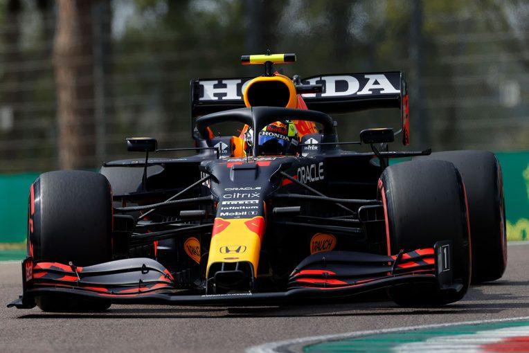 F1 | レッドブル・ホンダ密着:ポール獲得可能な速さは健在。ペレスは自己最高グリッドも、フェルスタッペンは自身にショック