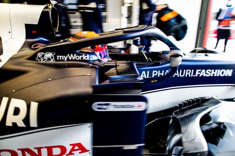 F1 | 「スタッフには申し訳ないが、これも通過点」角田のクラッシュは限界を知るための教訓に/ホンダF1山本MDインタビュー