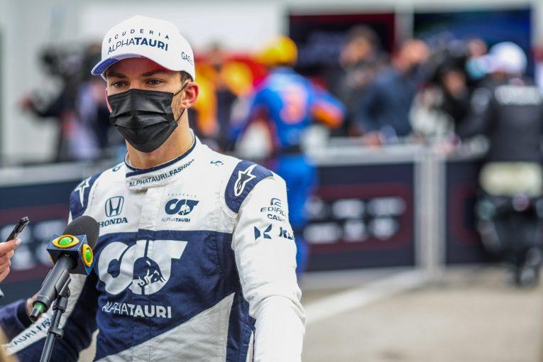 F1 | ガスリー予選5番手「トップグループでドラマが起きたらチャンスをつかみにいく」アルファタウリ・ホンダ/F1第2戦
