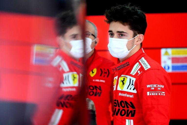 F1 | ルクレール予選4番手「最大の結果を出せて満足。バーレーンからさらに向上している」フェラーリ/F1第2戦