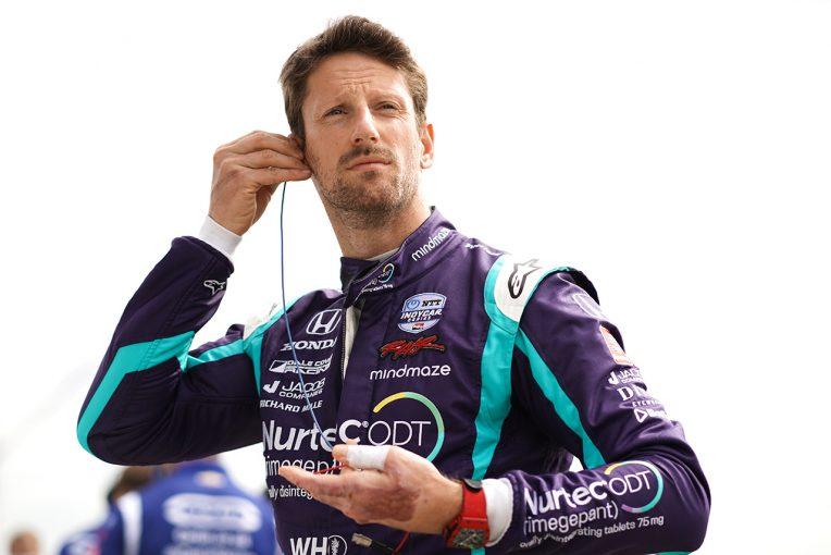 海外レース他 | インディカー・デビューのグロージャン。Q3進出を逃すも予選7番手に「予想を上回る結果だ」
