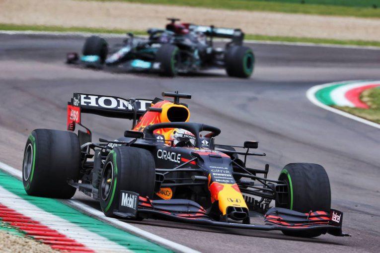 F1 | 【正式結果】レッドブル・ホンダのフェルスタッペンが今季初優勝。角田裕毅は12位/F1第2戦エミリア・ロマーニャGP決勝