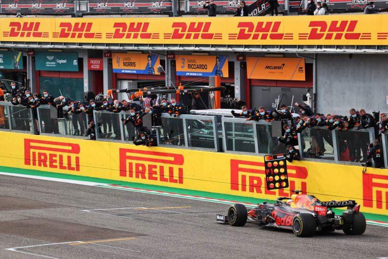 F1 | ホンダF1田辺TDレース後会見:開幕2戦目の優勝は「開発陣も現場も高いモチベーションを保てるポジティブな結果」