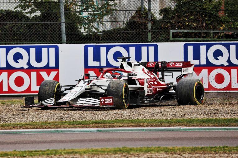 F1 | ライコネンのペナルティへの再審理で決定が維持。規則の問題表面化も、F1エミリア・ロマーニャGPでのポイントは戻らず