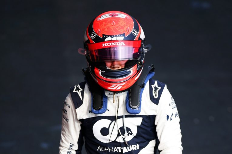 F1 | 角田裕毅12位「いいレースをしていたのにスピンした自分にがっかり。今日の学習を次に生かしたい」/F1第2戦決勝