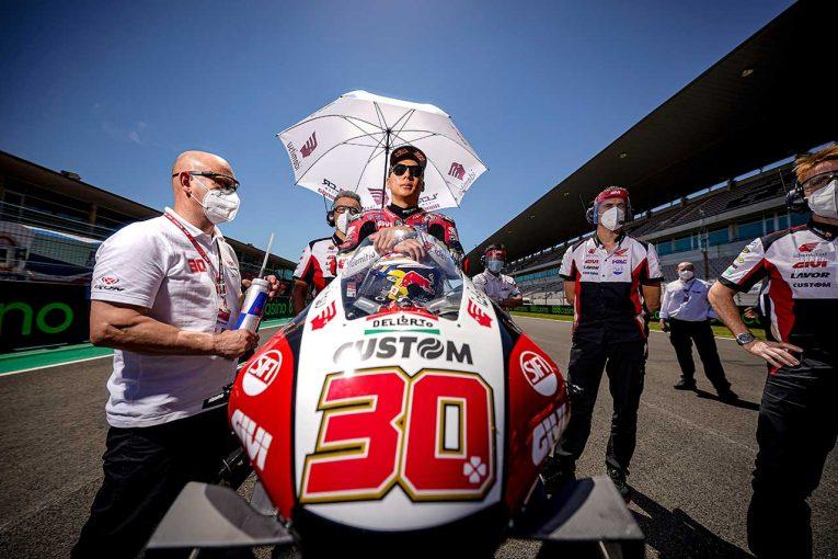 MotoGP | 中上貴晶「最後尾からまさか10位を獲得できるとは」/MotoGP第3戦ポルトガルGP決勝