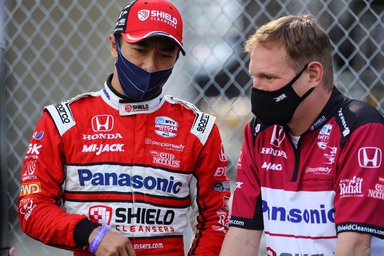海外レース他 | 12年目の開幕戦は厳しい結果となった佐藤琢磨「テレメトリーが壊れなければ2ストップもできたが……」