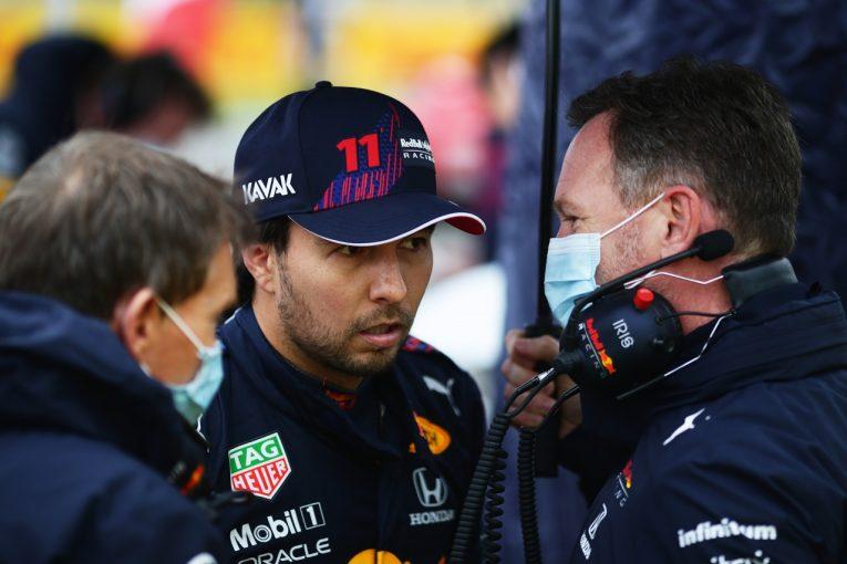 F1 | ペレス11位「ミスを繰り返した自分にがっかり。タイヤをうまく使えなかった」レッドブル・ホンダ/F1第2戦