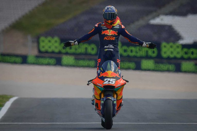 MotoGP   【順位結果】2021MotoGP第3戦ポルトガルGP Moto2決勝