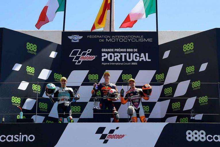 MotoGP | 佐々木が4位入賞【順位結果】2021MotoGP第3戦ポルトガルGP Moto3決勝