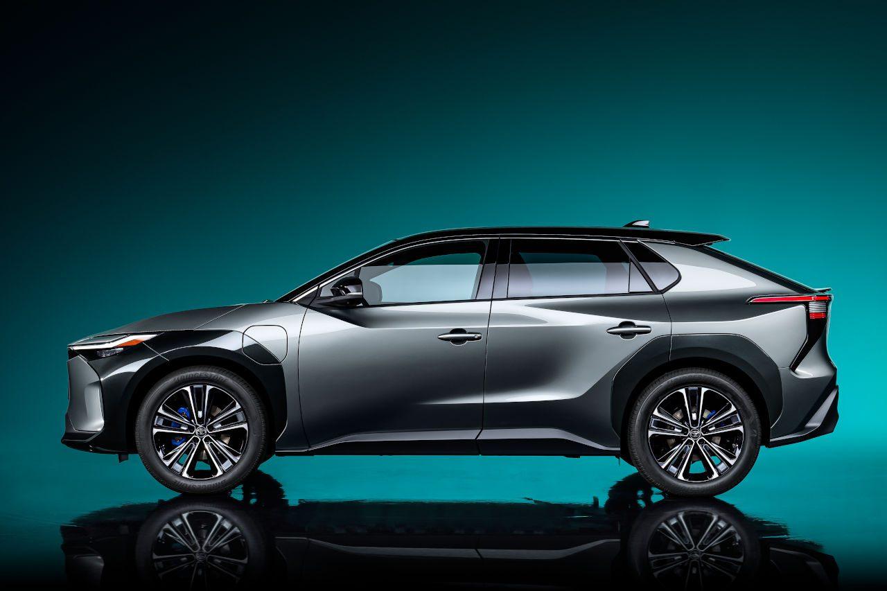 トヨタ、新EVシリーズ『TOYOTA bZ』を世界初公開。2025年までにシリーズ7車種を展開