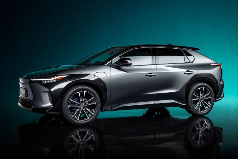 クルマ | トヨタ、新EVシリーズ『TOYOTA bZ』を世界初公開。2025年までにシリーズ7車種を展開