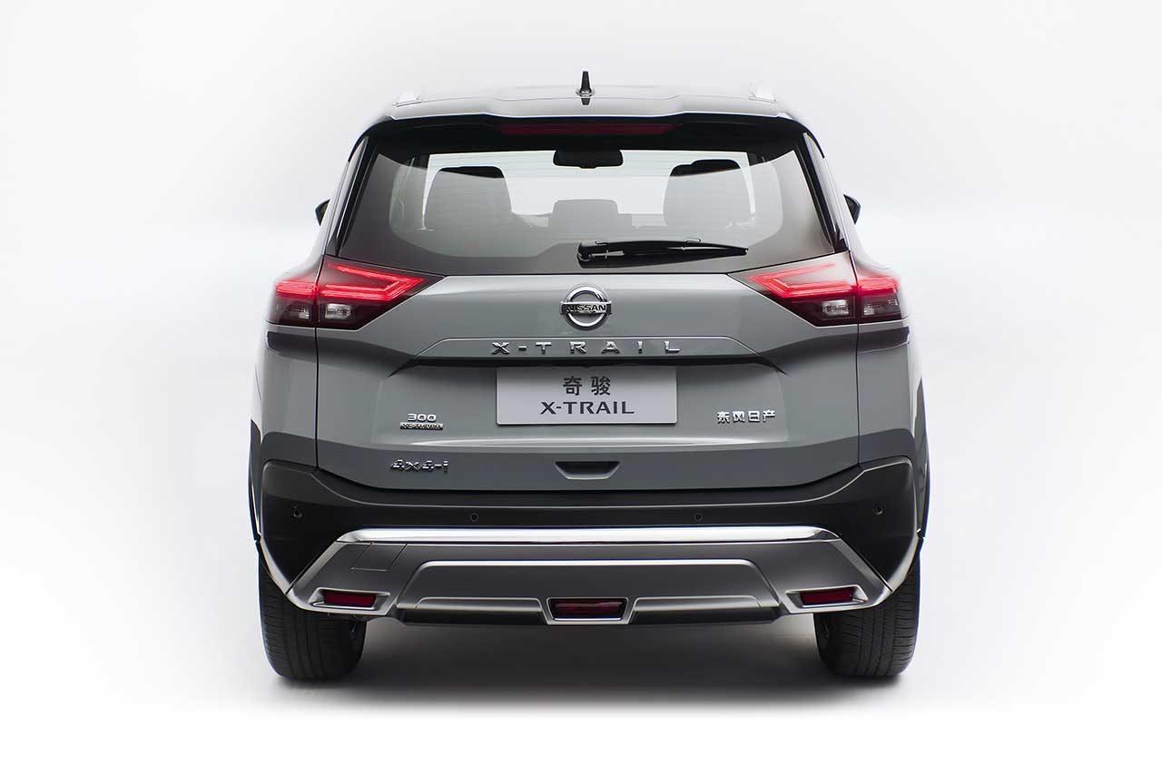 ニッサン、上海モーターショーで新型『エクストレイル』発表。市場への投入は2021年下期を予定