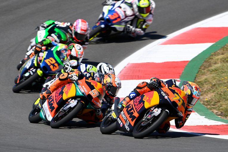 MotoGP | Moto3:佐々木歩夢、表彰台逃すも4位の結果に「悔しい思い。それでも素晴らしいレースができた」/MotoGP第3戦ポルトガルGP