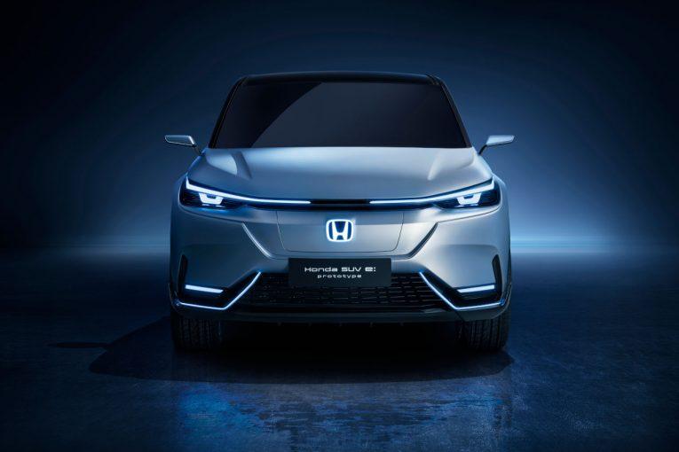 クルマ | 中国初のホンダEV『SUV e:プロトタイプ』上海モーターショー2021で世界初公開