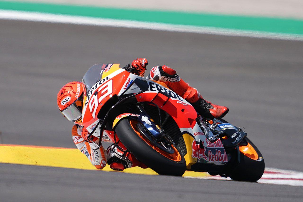 M.マルケス、518日ぶりの完走でホンダ最上位&ポイント獲得「感情が爆発した。すばらしい気分」/MotoGP第3戦ポルトガルGP決勝