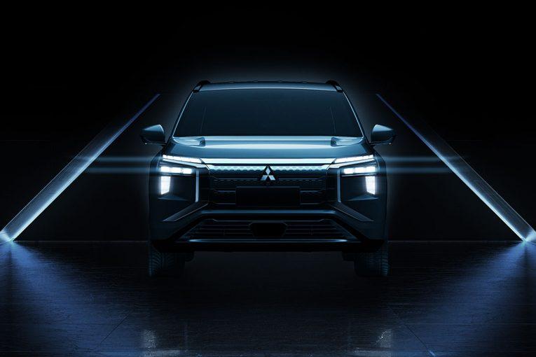 クルマ | ミツビシ、新型SUV電気自動車『エアトレック』のデザイン公開。力強い走りを表現