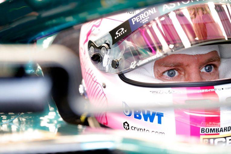 F1 | ベッテル「うまくいかない1日。ペナルティですべてのプランが台無しに」:アストンマーティン F1第2戦決勝