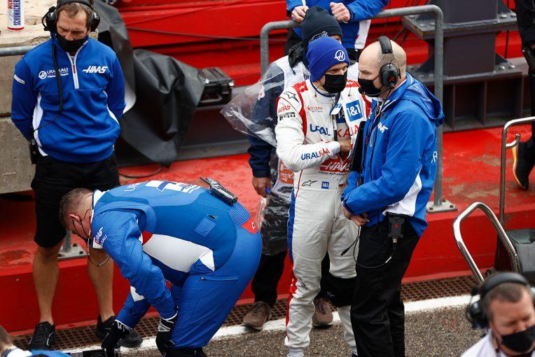F1 | シューマッハー「スピンの瞬間に何が起きたのか分からない。自分自身にガッカリだ」:ハース F1第2戦決勝