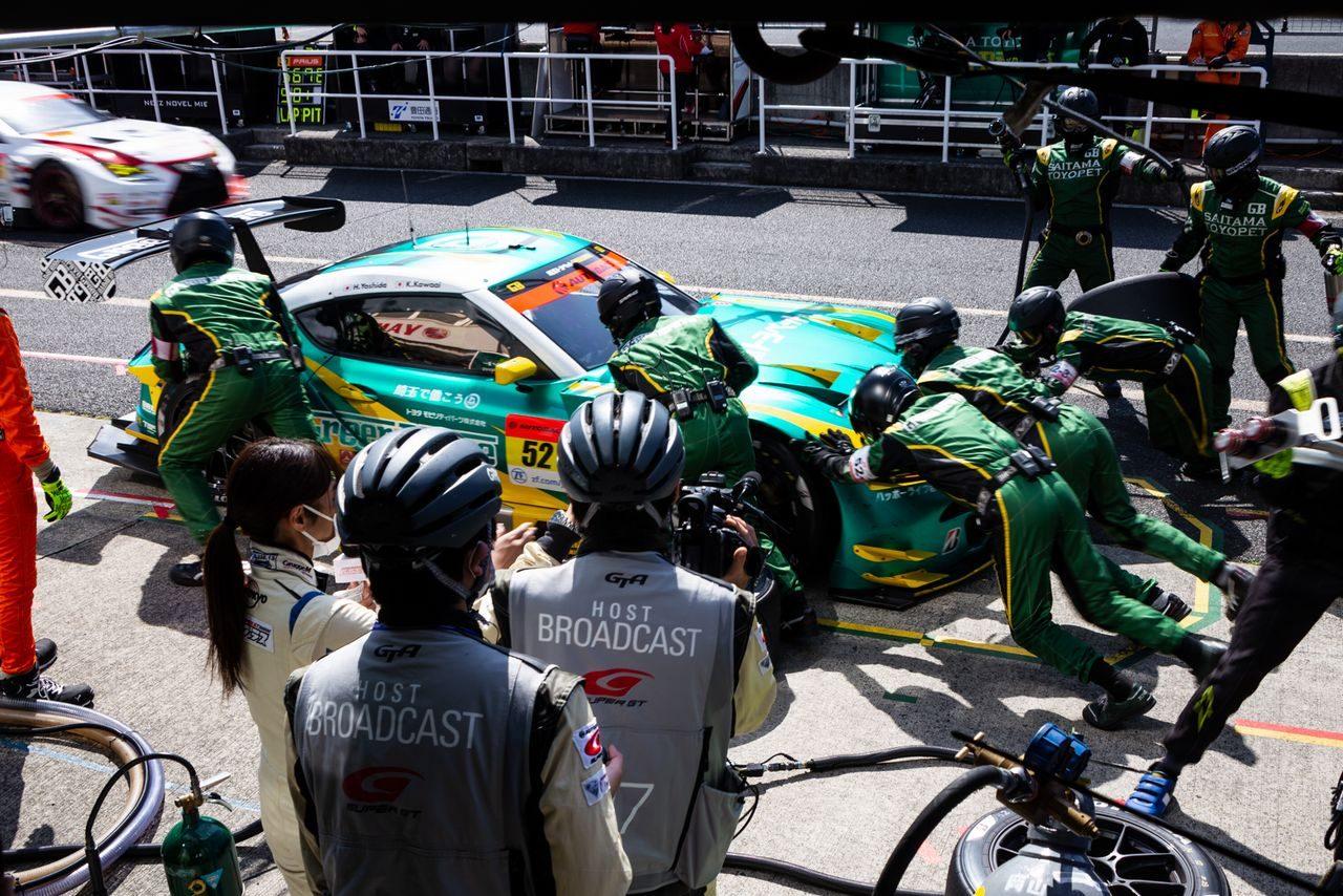 埼玉トヨペット Green Brave 2021スーパーGT第1戦岡山 レースレポート
