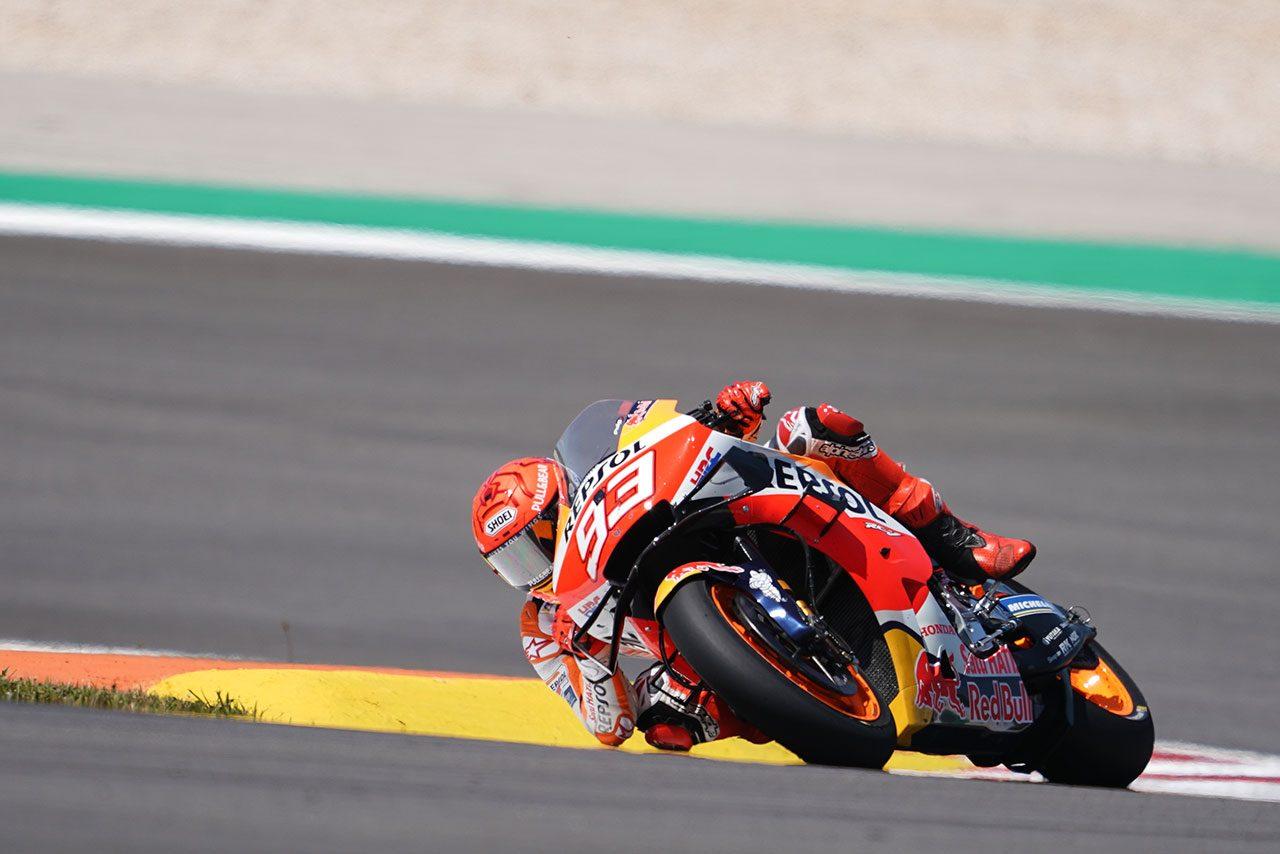 【レースフォーカス】カムバックレースでマルケスが冷静に見極めた自分自身/MotoGP第3戦ポルトガルGP