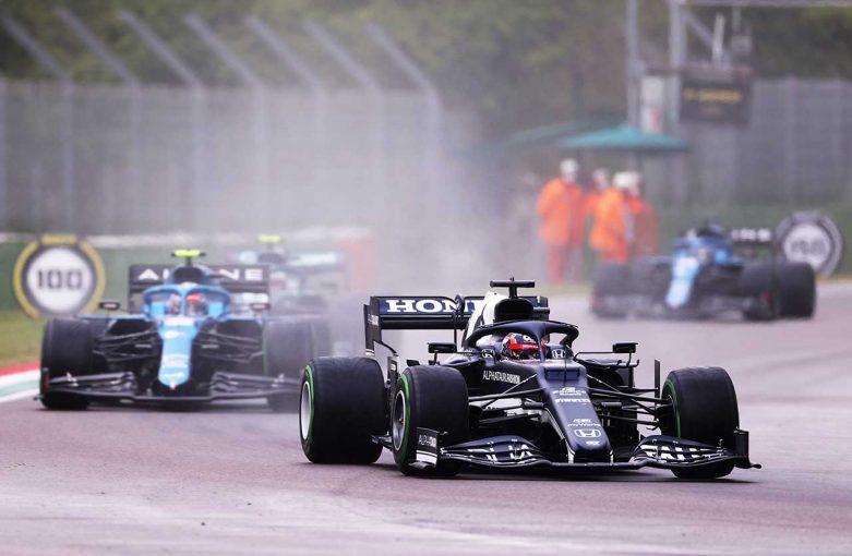 F1 | 前戦から一転して低評価も「ルーキーはミスをするもの」と今後の活躍に期待/角田裕毅の海外メディア評 F1第2戦