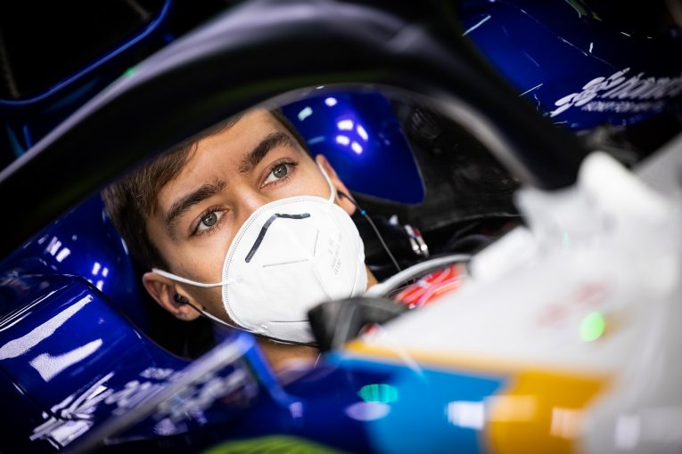 F1 | メルセデスF1代表、クラッシュのラッセルに激怒。マシン大破が開発計画に影響か
