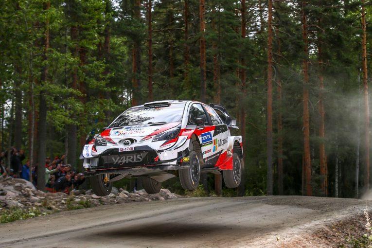 ラリー/WRC | WRCフィンランドが延期を発表。有観客を目指し、約2カ月遅れの10月初旬開催へ