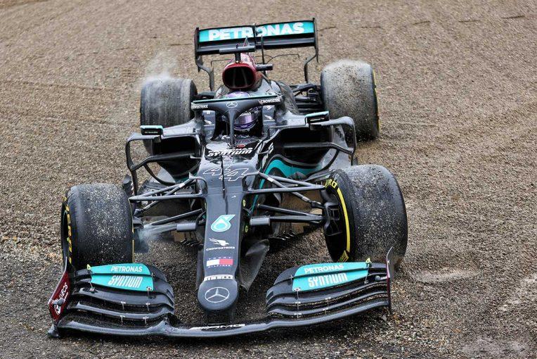 """F1   F1第2戦でハミルトンを襲った悪夢の31周目。波乱になればなるほど現れる""""ドライバー力"""""""