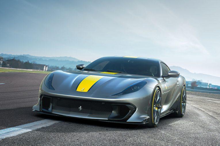 クルマ | フェラーリ史上最高の830PS発揮『812スーパーファスト』ベースの新V12限定車が登場へ