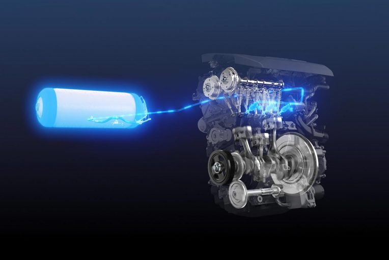 国内レース他 | トヨタ、水素エンジン搭載のカローラ・スポーツをORC ROOKIE RacingとともにS耐に投入!