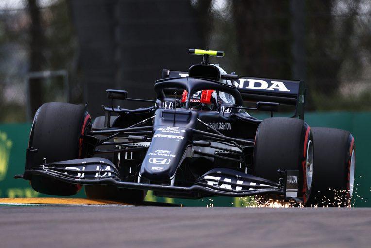 F1 | スタートの改善に取り組み。成果が見えるも相次ぐ「想定外」の電気系トラブルは解析中/ホンダ本橋CEインタビュー(2)
