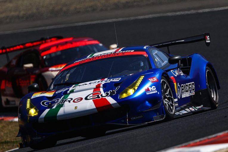 スーパーGT   PACIFIC CARGUY Racing 2021スーパーGT第1戦岡山 レースレポート