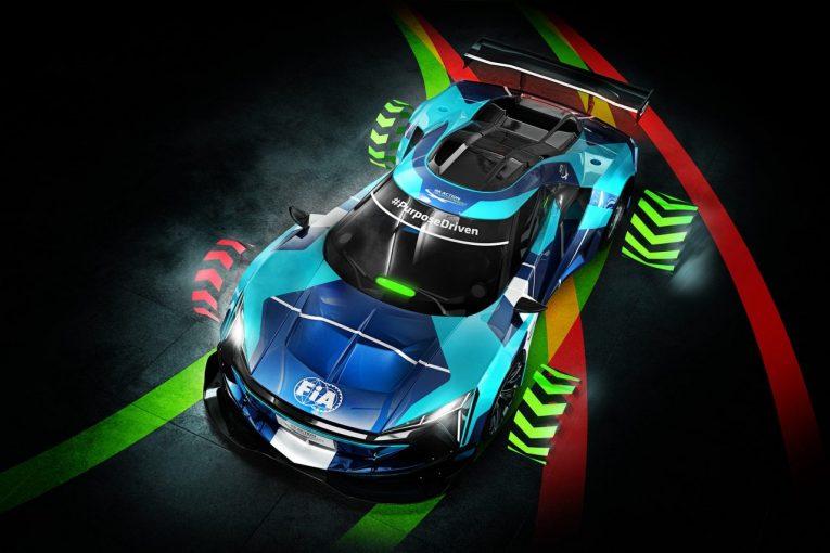 海外レース他 | FIAが新たな電動GTシリーズの概要を発表。GT3規定ベースの『コンバート案』も採用