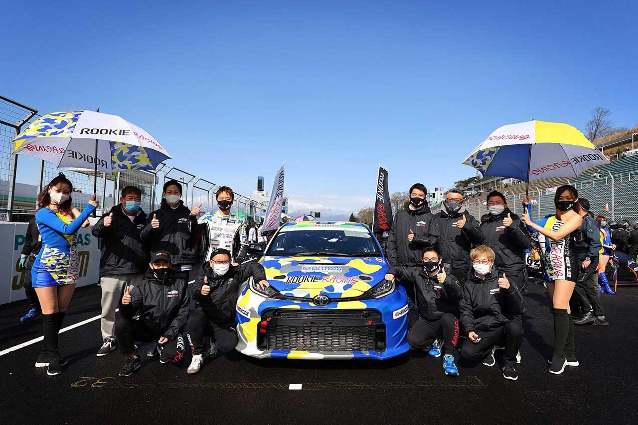 ORC ROOKIE Racing 2021スーパー耐久シリーズ第2戦SUGO レースレポート