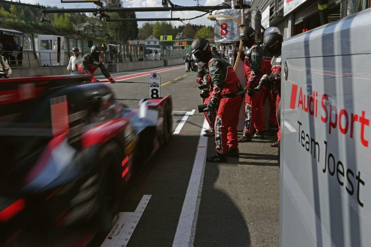 ル・マン/WEC | LMDhで耐久プロトレース復帰のアウディ、GT3と同様に顧客チームを「選ばない」方針