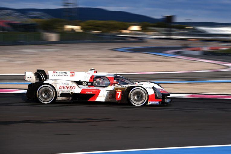 ル・マン/WEC | 目指すは新車GR010ハイブリッドのデビューウイン。トヨタ、WEC新時代の開幕戦スパに挑む