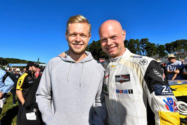 ル・マン/WEC | ヤン&ケビンのマグヌッセン親子、ハイクラス・レーシングのオレカをシェアしル・マン24時間参戦!