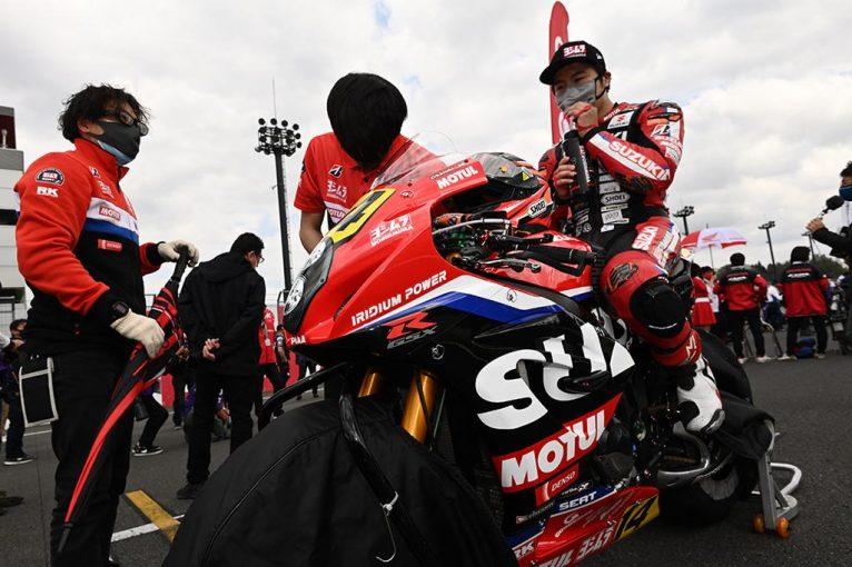 MotoGP | ヨシムラの渡辺一樹、転倒による怪我の影響で鈴鹿2&4レースを欠場/全日本ロード