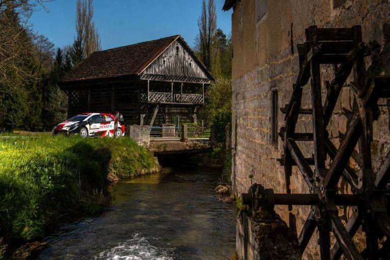 ラリー/WRC   【順位結果】2021年WRC第3戦クロアチア SS8後