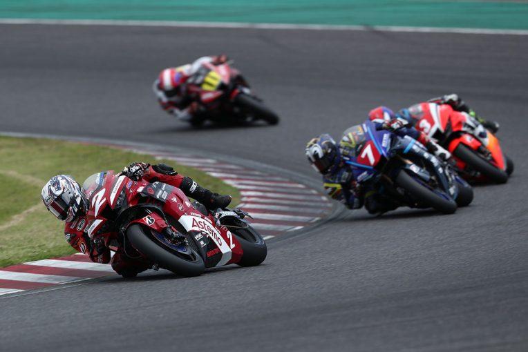 MotoGP   亀井雄大が初表彰台。中須賀は開幕4連勝を達成/全日本ロード第2戦鈴鹿2&4 JSB1000レース2
