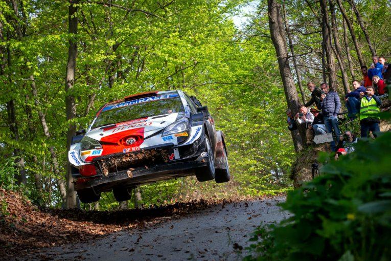ラリー/WRC | 最終SSで再逆転! 手負いのオジエが0.6秒差でクロアチアを制し今季2勝目/WRC第3戦