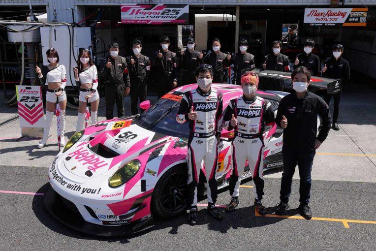 スーパーGT | HOPPY team TSUCHIYA 2021スーパーGT第1戦岡山 レースレポート