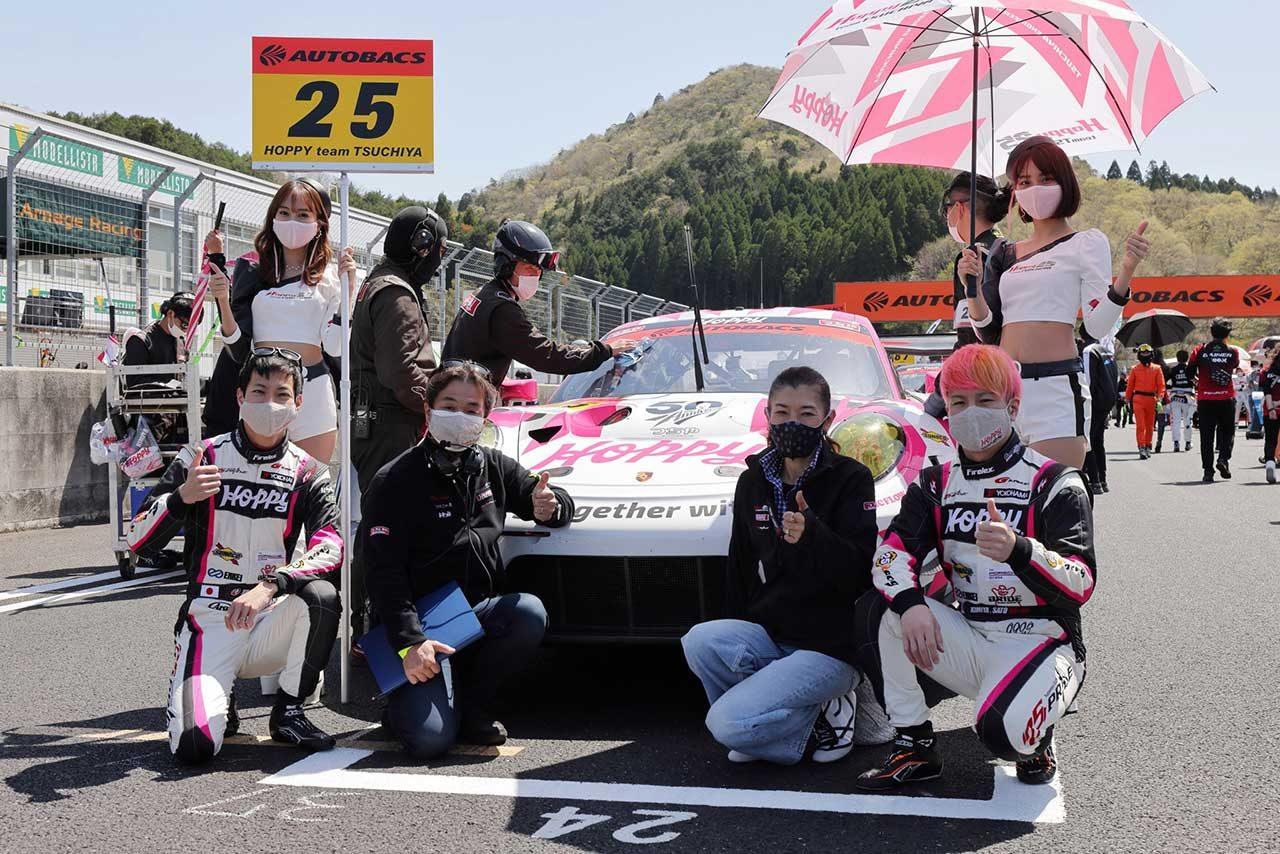 HOPPY  Porsche(松井孝允/佐藤公哉)
