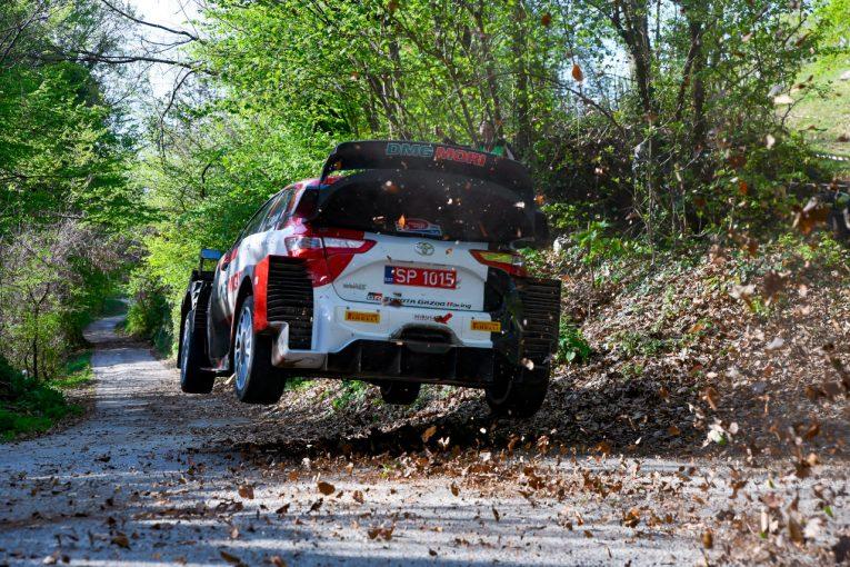 ラリー/WRC | 【順位結果】2021年WRC第3戦クロアチア SS20後
