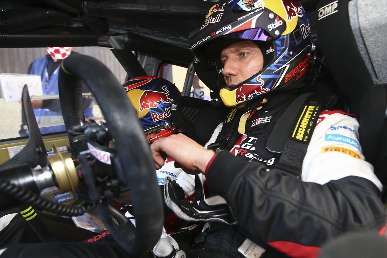 2勝目オジエ「事故でラリーが終わってしまうのでは……」/WRC第3戦クロアチア デイ3後コメント